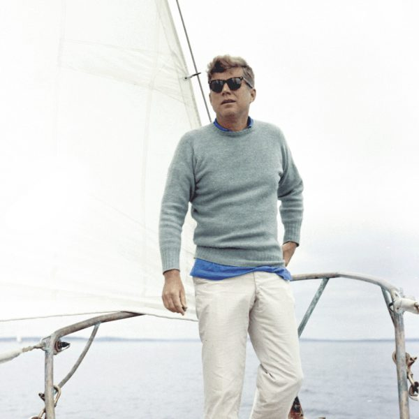 john f kennedy sailing pt 109