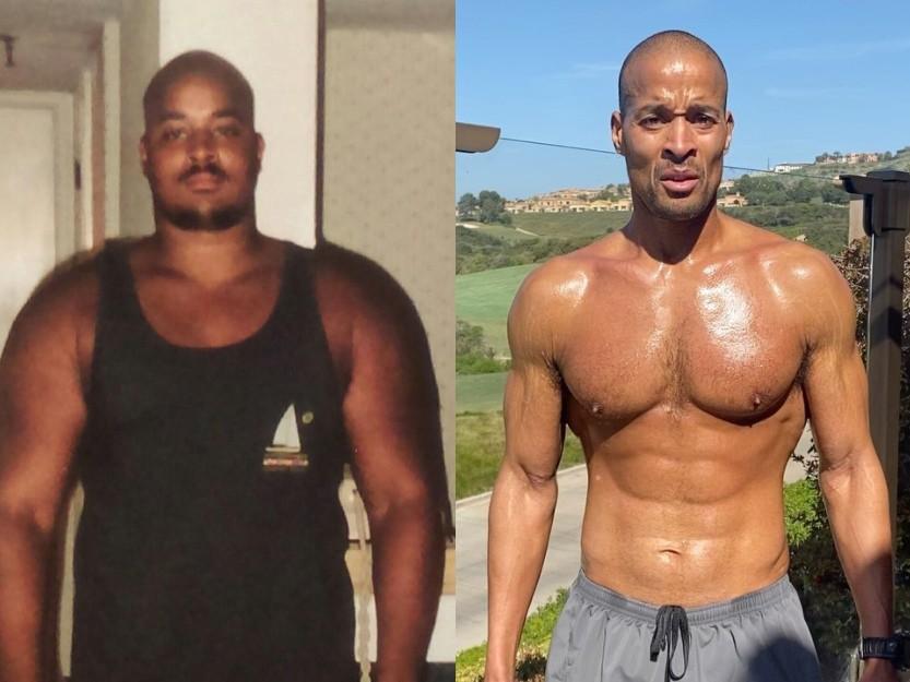 david goggins transformation
