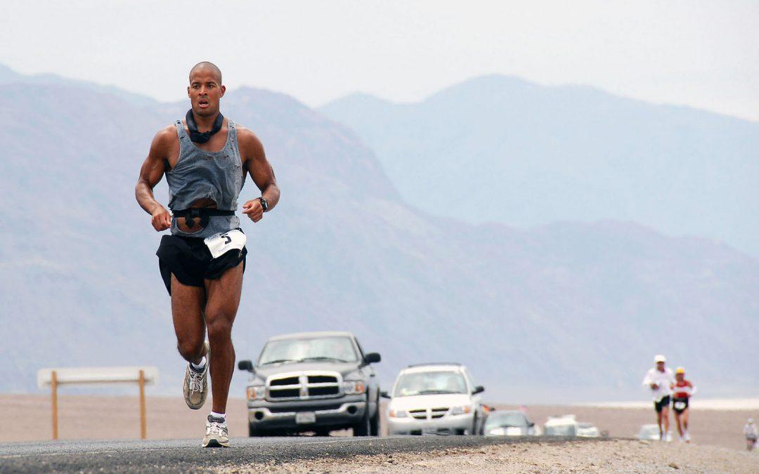 david goggins running